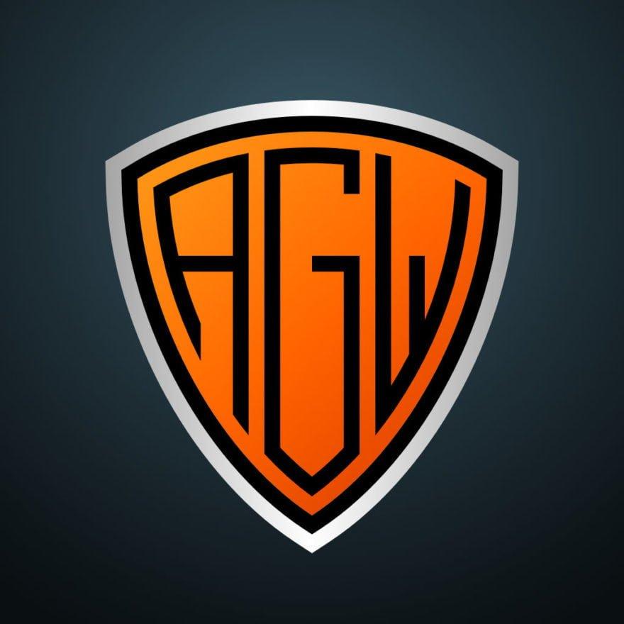 AGW Badge BG